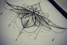 Tattoos/piercings/jewelry