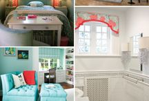 Color Vs. Color / We're mad about hue and it's time to declare a winner. Repin your favorite color palette.  The color combo with the most repins wins!   / by HGTV