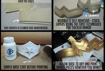 cosplay stuff and tricks
