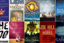 Books into movies / Book or film, which portrays the story best? Check out these movies and tv shows based on books.