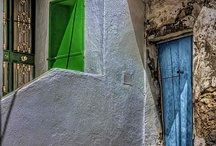 Interesting Doorways & Entrances / This is a group for interesting, unusual and colourful doorways and entrances residential or commercial, from around the world / by Stephen Candler Photography