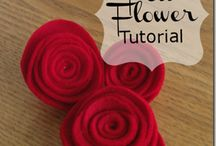 Flower tutorials