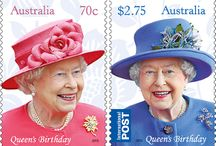 Royal Stamps