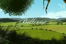 Bellevue / 3D-animated shortfilm of Power-Toons Worldpremiere Internationale Filmtage Hof 2012