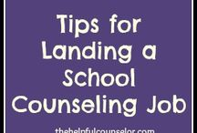 School Counseling / by Janelle Hollister