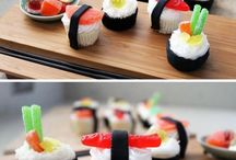 #Party Snack Ideas