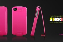 iPhone cases / colors / pink