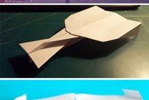 Papierové lietadla