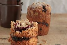 Recettes Muffins