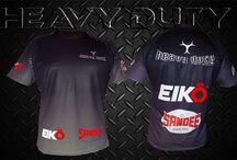 Heavy Duty Fight Gear sneak peak 2015 / A sneak peek at a selection of the new 2015 rage of Pro MMA training apparel from Heavy Duty Fight Gear.