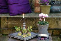 Garden/balcony/terrace