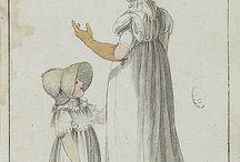 19th: 1800-1840's kids