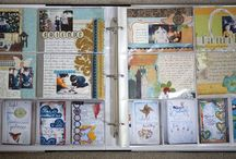 Craft - scrapbooking - project life