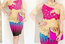 Kebaya / Short and Long Kebaya