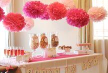 Ideias de decoração de festas