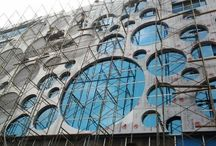 Aluminium Composite Panel Contruction / Pertokoan Jati Junction Jl Gaharu MEDAN