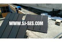 Solar Panel amourpost