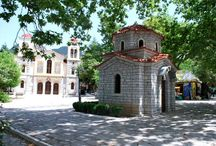 Kalavryta, Greece / Kalavryta, is a town and a municipality in the mountainous east-central part of the regional unit of Achaea, Greece. Notable mountains in the municipality are Mount Erymanthos in the west and Aroania or Chelmos in the southeast.