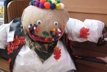 Scarecrow Making / Library Programming, Scarecrows, Children's programs
