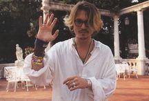 Johnny Depp / by Teri Hildebrandt Gehin