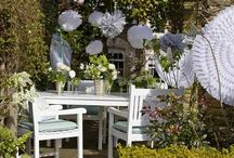 Creative settings / Plant decoration & outdoor living