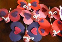 Valentines day  / Craft