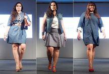 Tendência 2016 Plus Size / Assim como os desfiles tradicionais que apresentam novidades em modelos magérrimas que até fogem do padrão da população de mulheres, também tem os desfiles voltados para a moda plus size.
