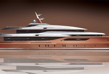 Yachting / Boat and megayacht