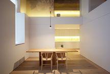 WE DESIGN HOMES / refurbished spaces