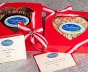 Valentine's Day Cookie Pies