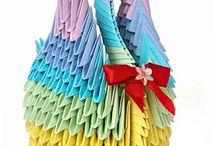 Modular origami / by Oleg Ivanov