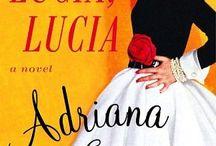 Books  / by Laura Cisneros Bazan