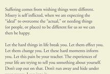 Hmmmm...something to think about! / by Elizabeth Amerman
