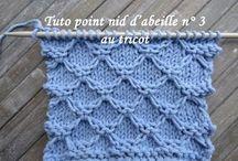 Teknikk strikk og garn