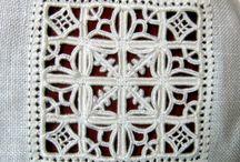 White work needlelace