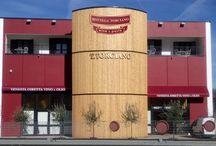 Vivarium Wine restaurant / Live this wonderful experience between nature and lights, wine and handmade pasta