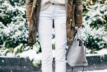 Winter lookbook ❄