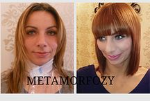 NASZE METAMORFOZY / #Metamorfozy #Fryzury  bądź piękna, bądź szczęśliwa więcej o metamorfozach na http://www.sekretnikurody.pl/#!metamorfozy/c9c5