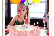 Rosa's 3rd birthday!