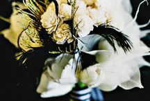 Black and gold theme