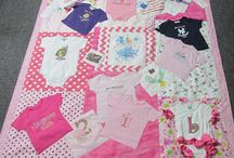 Baby memory quilt