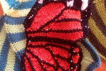 Вязание / О вязании, интересные модели, приёмы вязки и образцы вязания