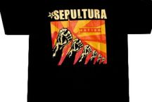 Футболки Sepultura / Метал футболки Sepultura