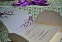 Wedding invition cards