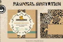 "Invitatie de Botez "" Regele leu "" - animal print tematica botez / by Eventure Central Store | Toni Malloni, Event Designer & Corina Matei, Graphic Designer www.c-store.ro | www.eventure.com.ro | www.eventina.ro"