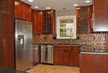 Kitchen Tile Backsplash Remodeling