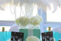 Tiffany's decor