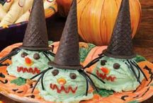 All About Halloween / Halloween crafts, DIY decor, and recipes.  Get spooky in October with easy food and decoration idea.s