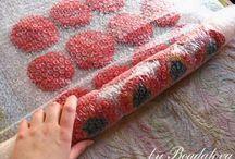 laine bouillie feutre