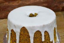 Chiffon Cakes.